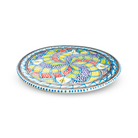 Dishes & Deco Onderbord Turquoise Blue Ø 33 cm