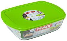 Pyrex Ovenschaal Met Deksel Cook & Store 28x20x8cm