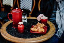 Le Creuset Cafetière Kersenrood 0.8 Liter