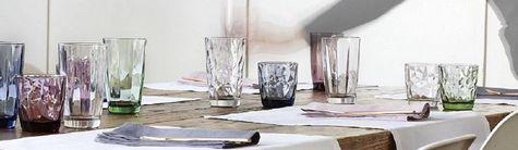 Bormioli Longdrinkglas Diamond Blauw 47 cl