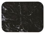 Zak Designs  Dienblad Zwart Osmos 40 x 30 cm