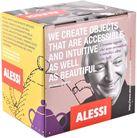 Alessi Suikerpot Met Lepel 9097 Zwart - 20 cl