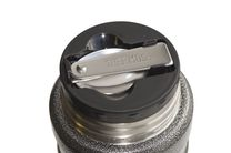 Thermos Voedseldrager King Zwart Mat 0.45 Liter