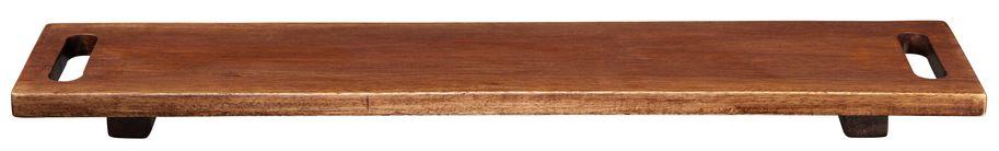 ASA Selection Holzteller auf Füßen Wood 60 x 13 cm