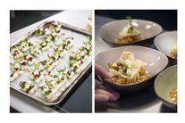 Cosy & Trendy Ontbijtborden Streetfood 19.5 x 16 cm - 10 Stuks