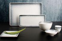 F2D Dinerbord Dusk Wit 26 x 26 cm