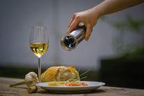 AdHoc Peper of Zoutmolen Elektrisch Milano Wit