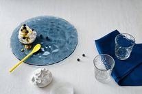 Bormioli Onderbord Diamond Blauw Ø 33 cm