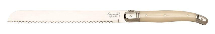 Laguiole Style De Vie Broodmes Parelmoer