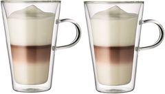 Bodum Dubbelwandige Glazen Met Oor Canteen 40 cl - 2 Stuks