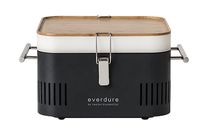Everdure Tafel BBQ Cube Houtskool Graphite