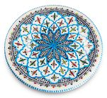 Dishes & Deco Dinerbord Turquoise Blue Fine Ø 28 cm