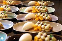 Cosy & Trendy Dessertborden Streetfood 22.5 x 10 cm - 10 stuks