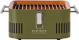 Everdure Tafel BBQ Cube Houtskool Groen
