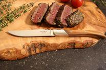 Jay Hill Steakmessen Laguiole Olijfhout 6 Stuks