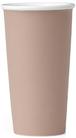 Viva Latte Mok Papercup Emma Khaki 45 cl