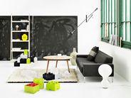 LEGO® Opbergbox Zwart 25 x 12.5 x 18 cm