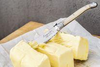 Laguiole Style de Vie Botermessen Parelmoer - 4 Stuks