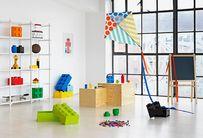 LEGO® Opbergbox Limoen Groen 50 x 25 x 18 cm