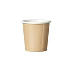 Viva Espresso Kopje Papercup Anna Warm Sand 8 cl