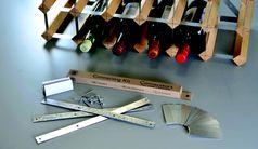 Traditional Verbindingsset Wijnrekken