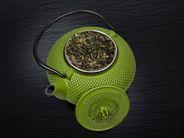 Theepot Gietijzer Groen 1.5 Liter