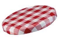 Westmark Deksels Voor Jampot 27 cl - 6 stuks