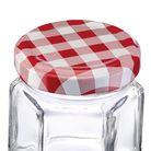 Westmark Jampot 4.5 cl - 8 stuks