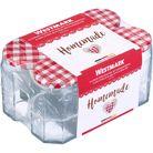 Westmark Jampot 27 cl - 6 stuks