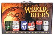 World Of Beers Bierpakket 6 x 33 cl