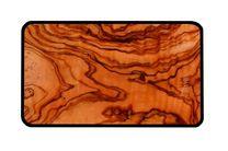 Zak Designs Serveerplank Olijf Zwart Osmos  23.5 x 16 cm