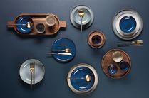 ASA Selection Dinerbord Saisons Midnight Blue Ø 26.5 cm