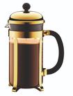 Bodum Cafetière Chambord Goud 1.5 Liter