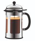 Bodum Cafetière Chambord RVS 1.5 Liter