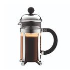 Bodum Cafetiere Chambord RVS Zwart 0.35 Liter