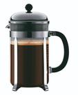 Bodum Cafetière Chambord Zwart 1.5 Liter