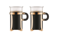 Bodum Glazen Chambord Goud 0.3 Liter 2-Delig