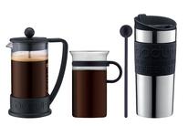 Bodum Koffie Set Zwart