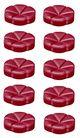 Bolsius geurchips Creations Wild Cranberry - 10 stuks