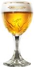 Grimbergen Biergläser auf Fuß 250 ml - 6 Stück