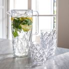 Koziol Karaf Crystal 1.6 Liter + 4 Glazen