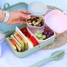 Koziol Lunchbox Mini Pascal Groen
