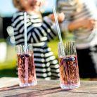 Koziol Glazen Rietjes Cheers - 8 Stuks
