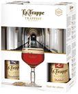 La Trappe Bierpakket 4 x 33 cl + Glas