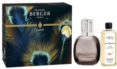 Lampe Berger Giftset Exquisite Sparkle Oud Roze