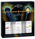 Lampe Berger Huisparfum Giftset Étincelle - 3 Stuks