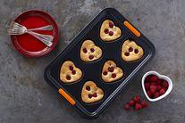 Le Creuset Bakvorm Patiliss 6 Muffins Hart