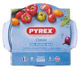 Pyrex Ovenschaal Met Deksel Classic 32x27x11cm
