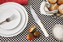 Sambonet Steakmessen Porterhouse Wit - 2 Stuks