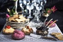 Laguiole Style de Vie Botermessen Treasure 4 Stuks